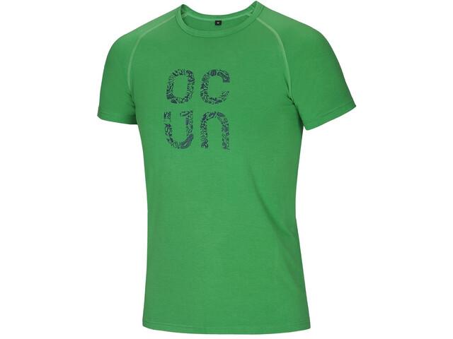 Ocun Bamboo Gear T-paita Miehet, spring green